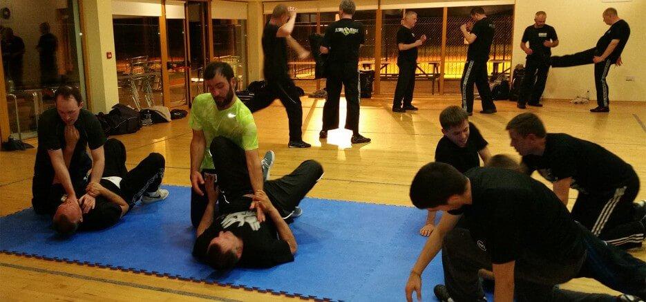 Adults Galway Krav Maga @ Connacht Taekwondo Academy | Galway | Galway | Ireland