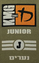 KMG J3 patch photo
