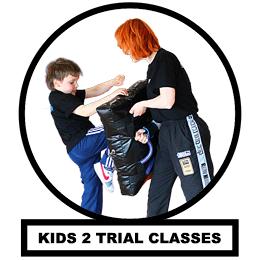KIDS TRIAL CLASSES