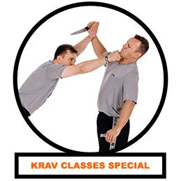 Krav Classes Special